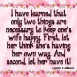 Princess Wife & A Husband Who Rocks!