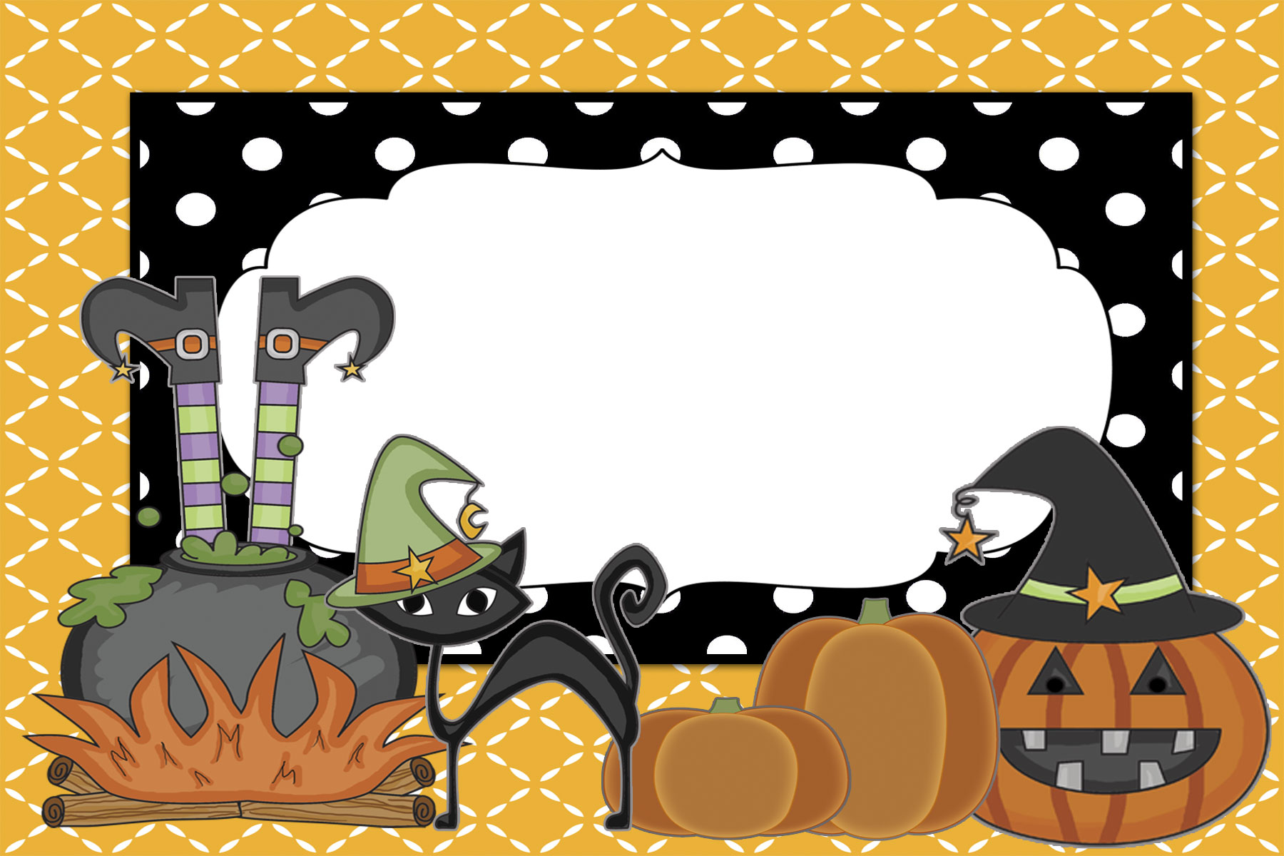 It is an image of Simplicity Printable Halloween Tags