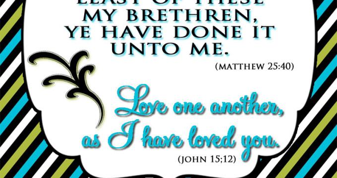 Love & Serve
