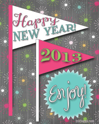 A Happi Happy New Year is almost here!