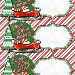 """Little Miss imac"" has been {naughty} and a free printable!"