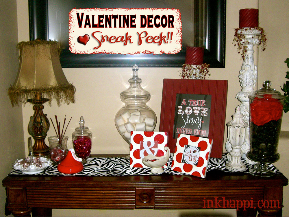 {Valentine Decor-framed prints}