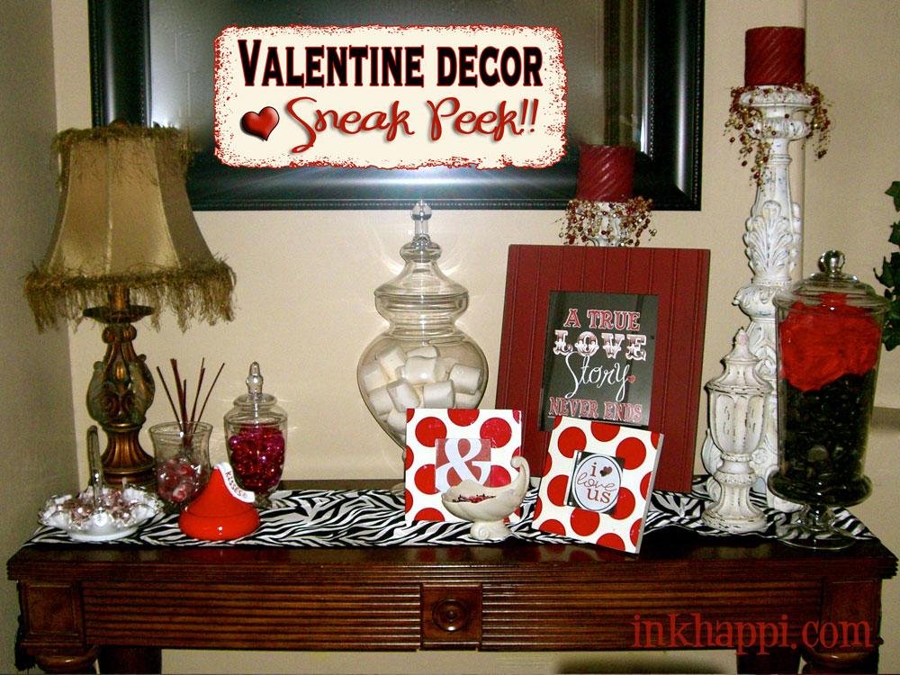 {Valentine Decor-framed prints}