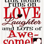 Love, Laughter, Diet Coke, Coca-Cola and a whole lot of Awesome!