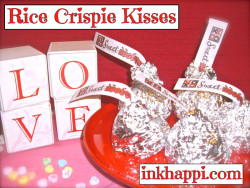 Have you ever had a {kiss} like this?!!