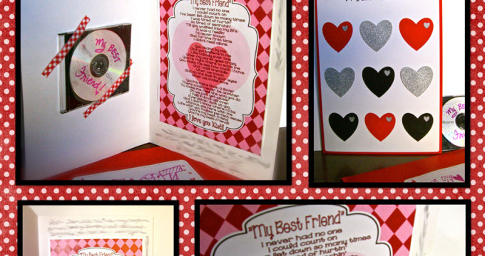 My BFF and a Sweet & Sentimental Gift Idea!