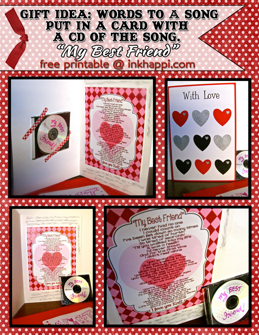 Love print roundup over 50 great gift ideas inkhappi for Sentimental gift ideas