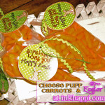 """""""Some-bunny"""" loves You! {Big Carrots & Easter tags}"""