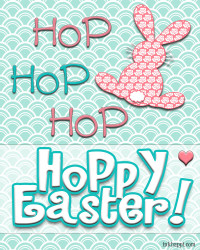 Hop Hop Hop… Hoppy Easter Prints