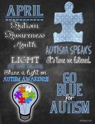 Sharing something wonderful for Autism Awareness!