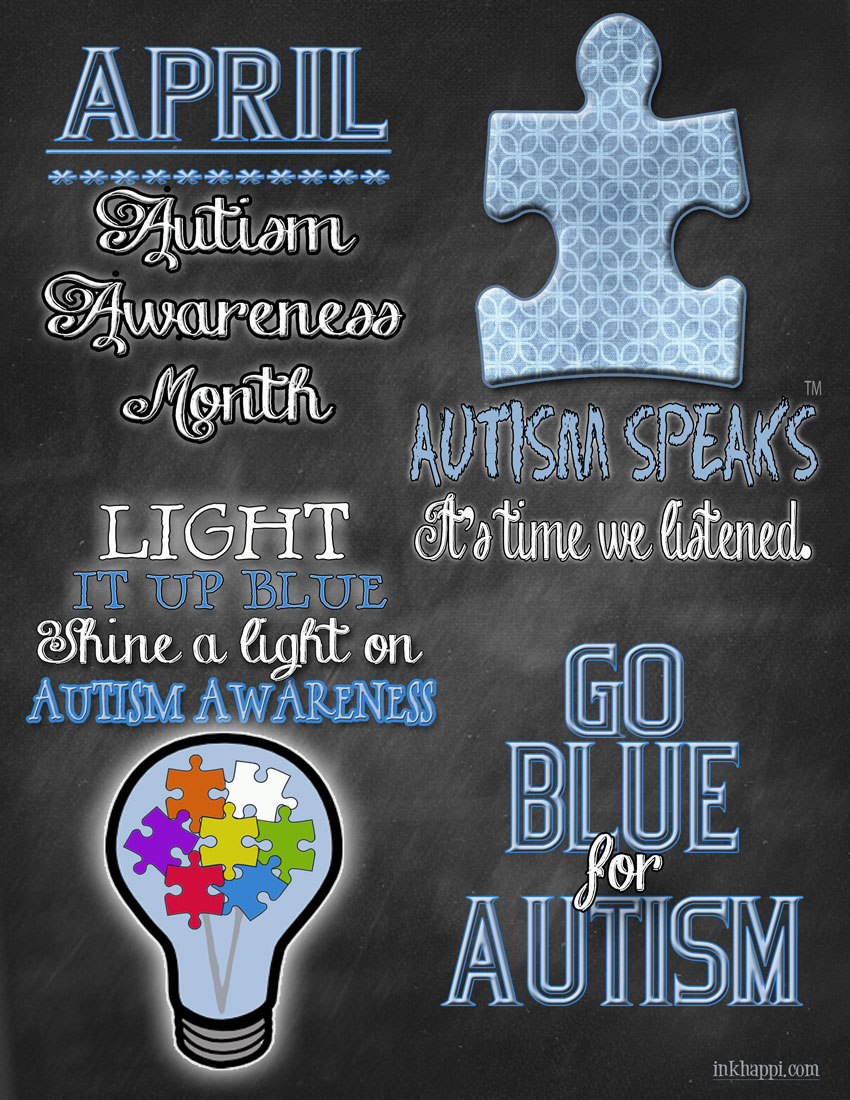 Sharing something wonderful for Autism Awareness!