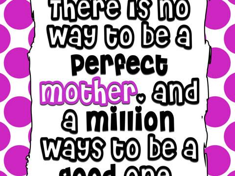 Free motherhood prints at inkhappi.com