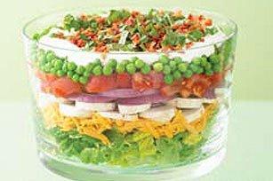 Layered Summer Salad from Kraft Foods