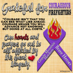 {Grateful for Firefighters} Granite Mountain Hotshots… True Heroes!