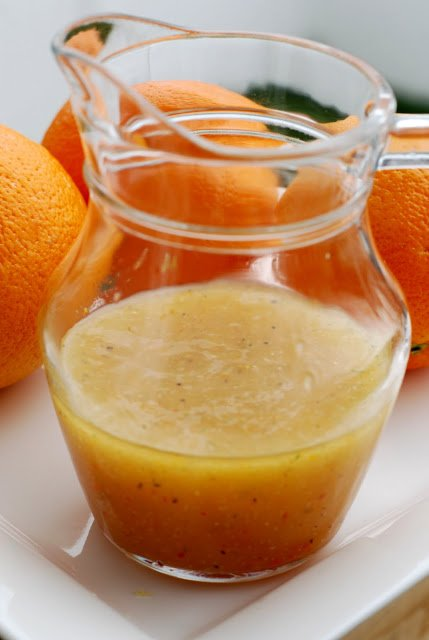 Orange Dressing from See Jane Cook