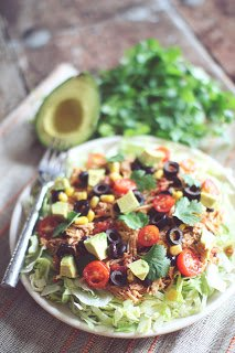 Clean Eating Crockpot Chicken Tacos found at health, Food, and Fitness