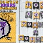 Halloween  Printables … Banners & More!