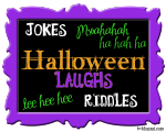 Halloween Jokes, Puns and Riddles! Ahhahah!