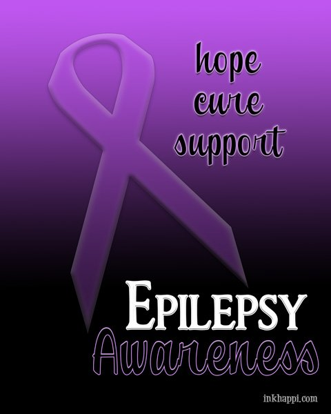 November is Epilepsy Awareness Month. For some touching and informative information as well as several printables, Check this out! #epilepsyawareness