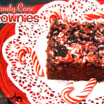 Brownies With a Peppermint Twist!