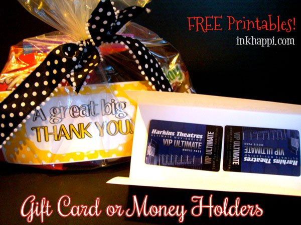Great last minute gift idea for a Thank you!