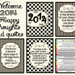 Quotes to start off the new year! {week of 1/6}