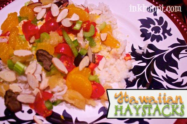 Hawaiian Haystacks recipe and topping ideas. Gotta TOP it right!