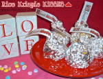 Rice Krispie Kisses …These Kisses are Delicious!!
