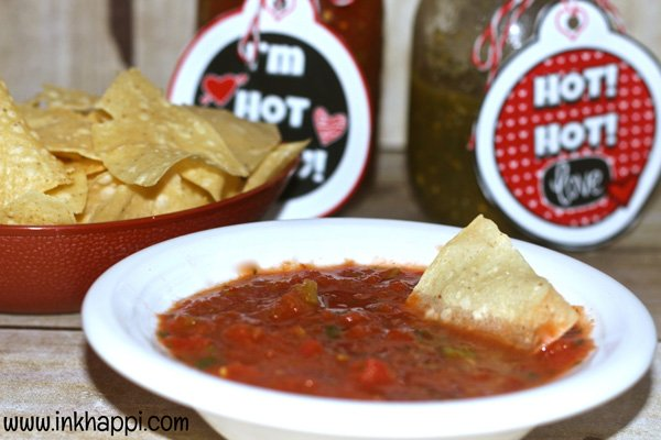 The very best tried and true salsa recipes! A great gift for your red hot lover!!
