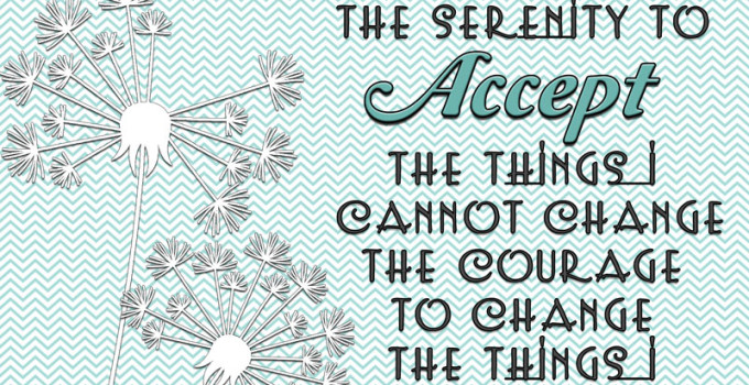 Acceptance: Current Word Obsession