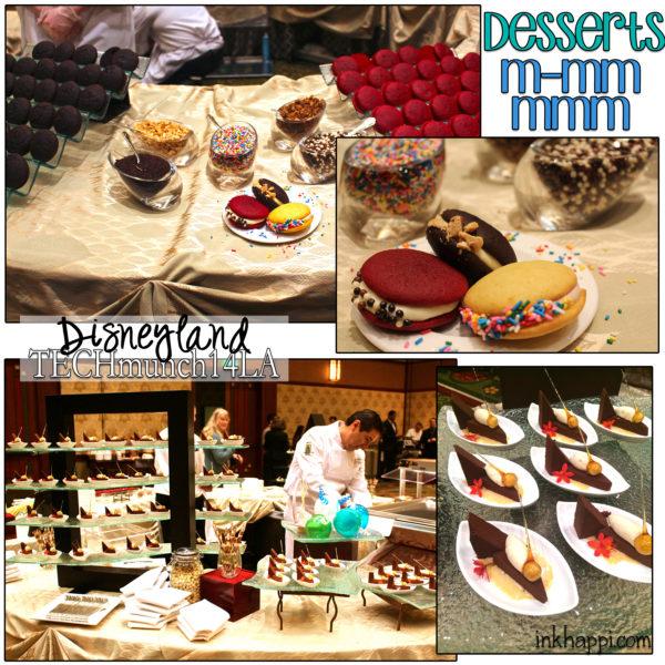 Disney desserts to die for!