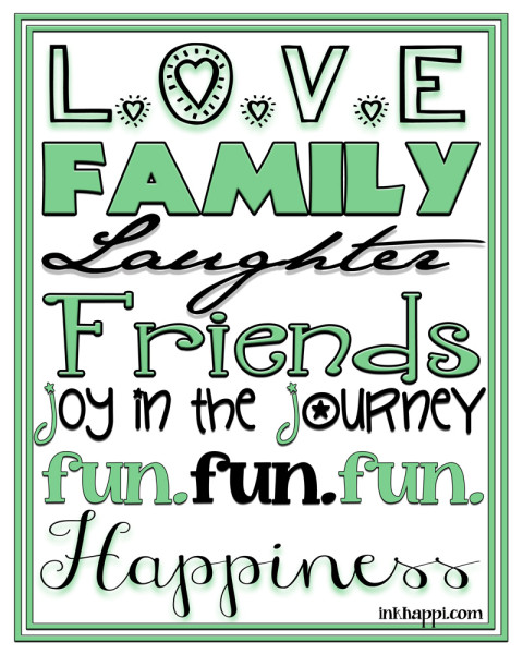 """A print to go with 37 free font downloads... Some of my favorite """"J"""" fonts!"""