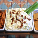 Pineapple Cream Cheese Dip …So Easy & YumMmy!