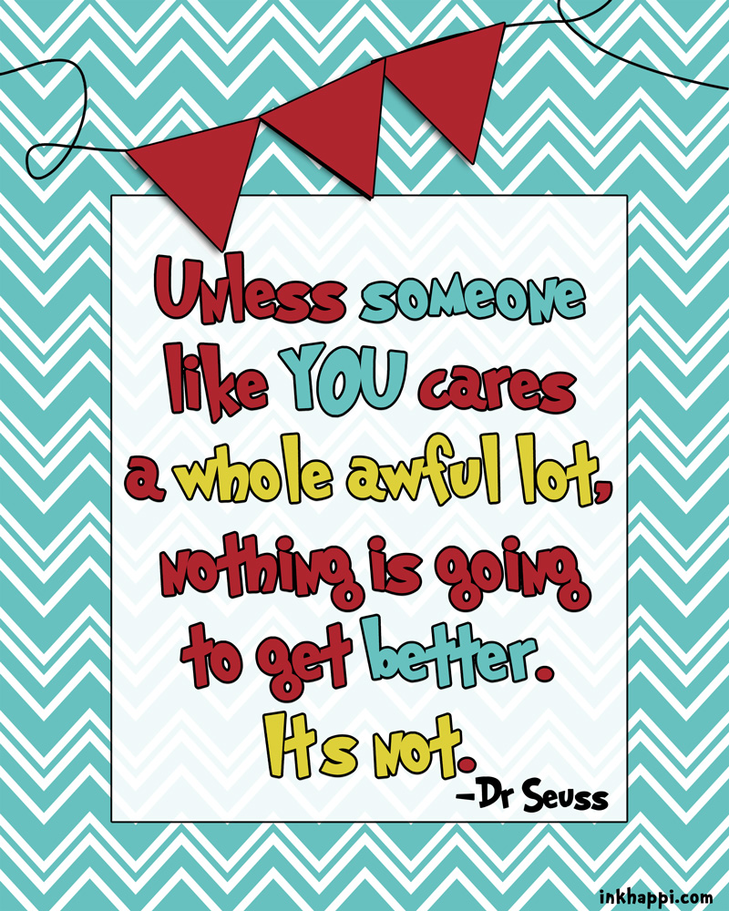 image relating to Printable Dr Seuss Quotes identify Pin by means of Lorie Wagner upon Dr Seuss Trainer Reward Printabled