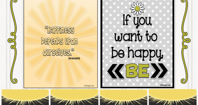 Happiness is a choice… So why not be happy?!