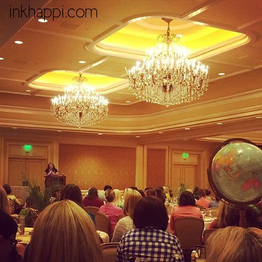 Snap conference at Little America SLC