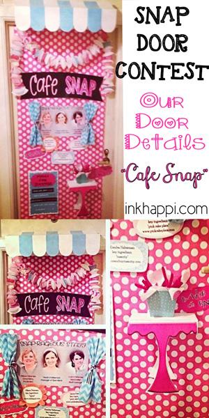 snap door contest