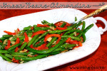 Green Beans Almondine … Mmmm Quick, Easy, Delicious!
