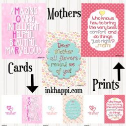 Mother's Day Printables and Cards to make Mom Smile!