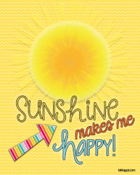 Sunshine Quotes and Free Printables