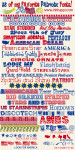 Patriotic Fonts! Here's 38 of the best free Patriotic Fonts