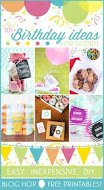 """Over 100 blogs coming together and sharing gift ideas! Inkhappi shares lots of """"favorite"""" gift ideas with printable gift tags"""