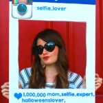 Instagram Halloween Costume With Printables To Customize It