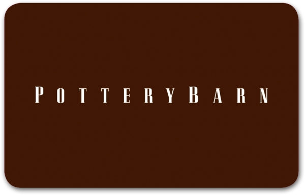 Giveaway for a $250 Pottery Barn GC!!
