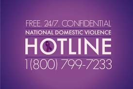 Get help here! National Domestic Violence Hotline