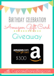 Gift Card Giveaway ! Yes, its another one!