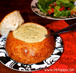 Cream of {wonderful} Broccoli Soup… My easy go to recipe!