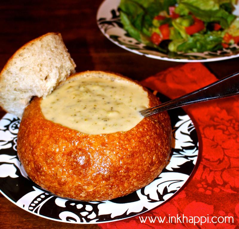 Cream of {wonderful} Broccoli Soup… My easy go to recipe!