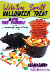 "Halloween Treat …It's a ""Good Witches Spell""!"