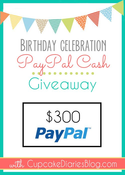 cash giveaway!